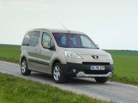 Ver foto 2 de Peugeot Partner Tepee 2009