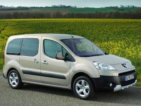 Fotos de Peugeot Partner Tepee 2009