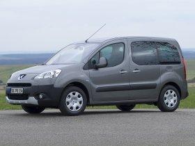 Ver foto 14 de Peugeot Partner Tepee 2009