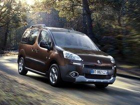 Ver foto 4 de Peugeot Partner Tepee 2012
