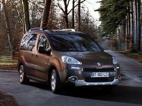 Ver foto 3 de Peugeot Partner Tepee 2012