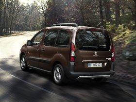 Ver foto 2 de Peugeot Partner Tepee 2012