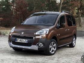 Fotos de Peugeot Partner Tepee 2012