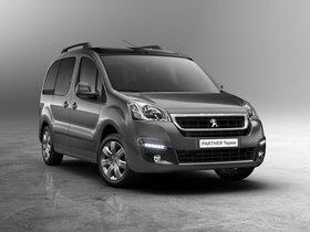 Ver foto 4 de Peugeot Partner Tepee 2015