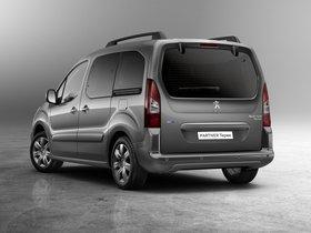 Ver foto 3 de Peugeot Partner Tepee 2015