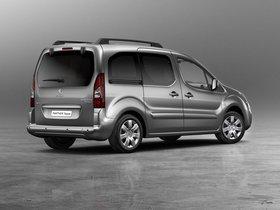 Ver foto 2 de Peugeot Partner Tepee 2015
