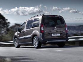 Ver foto 11 de Peugeot Partner Tepee Outdoor 2015