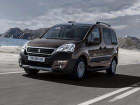 Ver foto 10 de Peugeot Partner Tepee Outdoor 2015