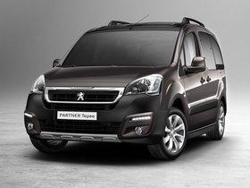 Ver foto 8 de Peugeot Partner Tepee Outdoor 2015