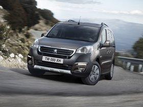 Ver foto 7 de Peugeot Partner Tepee Outdoor 2015