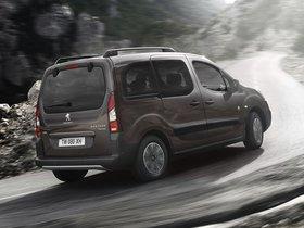 Ver foto 6 de Peugeot Partner Tepee Outdoor 2015