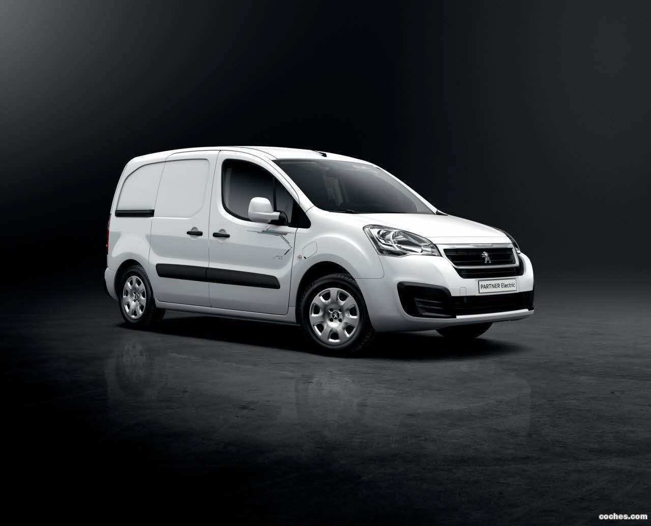 Foto 0 de Peugeot Partner Electric 2015