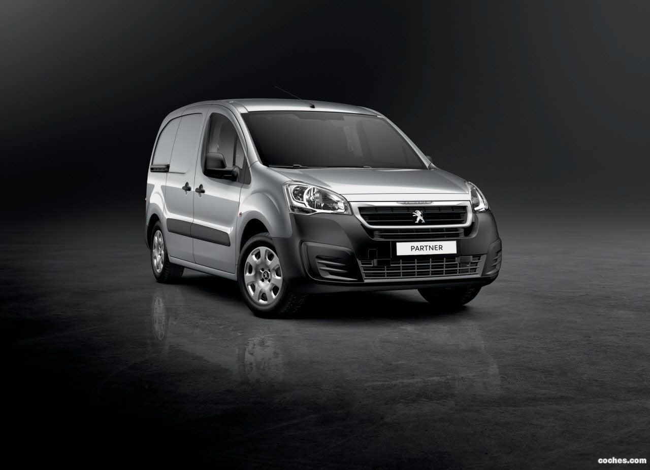 Foto 0 de Peugeot Partner Furgon 2015