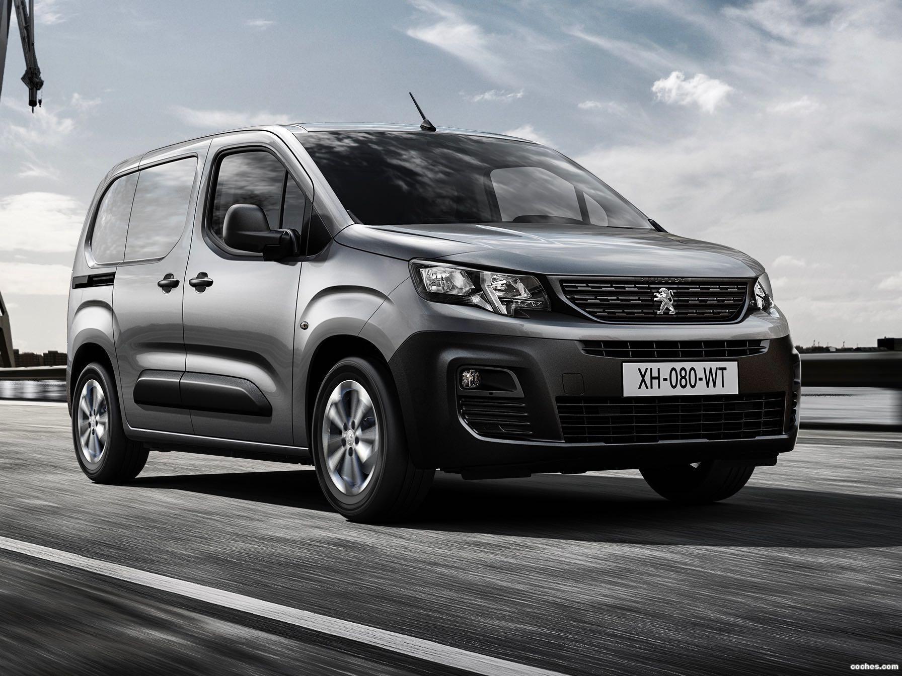 Foto 0 de Peugeot Partner 2018