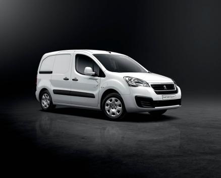 Peugeot Partner Furgón Electric Confort L1