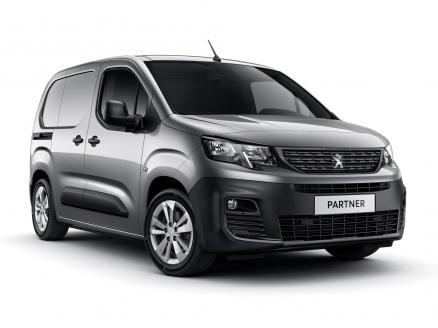 Peugeot Partner 1.6bluehdi Premium Long 1000kg 100