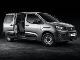 Fotos de Peugeot Partner Combi 2018