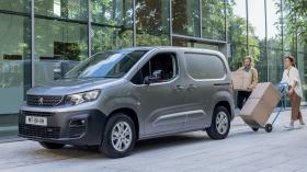Peugeot Partner E- 100 Kw Pro Standard 800kg