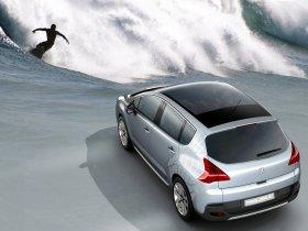 Ver foto 8 de Peugeot Prologue Concept 2008