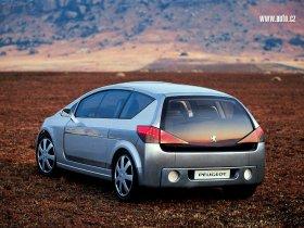 Ver foto 3 de Peugeot Promethee Concept 2000