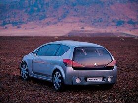 Ver foto 11 de Peugeot Promethee Concept 2000