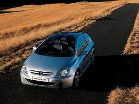 Ver foto 9 de Peugeot Promethee Concept 2000