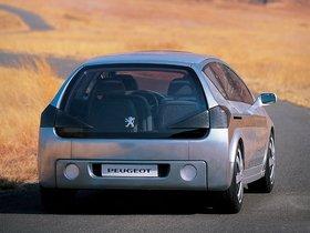 Ver foto 8 de Peugeot Promethee Concept 2000
