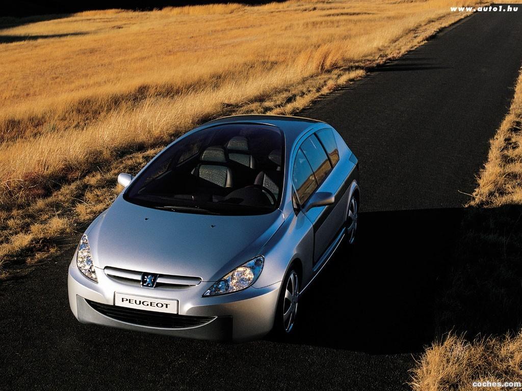 Foto 0 de Peugeot Promethee Concept 2000