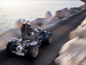 Ver foto 3 de Peugeot Quark Concept 2004