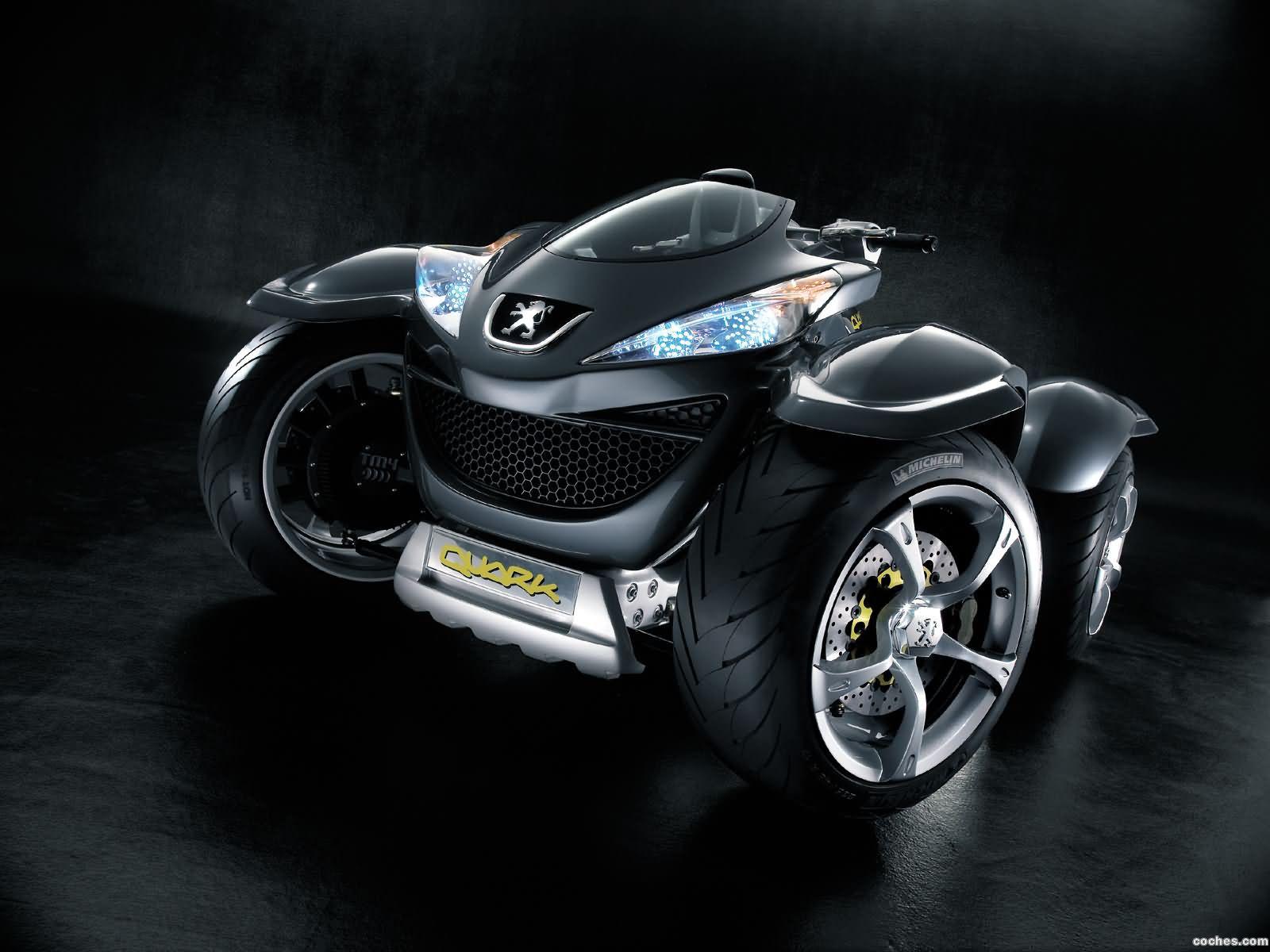 Foto 0 de Peugeot Quark Concept 2004