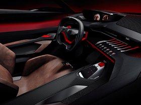 Ver foto 7 de Peugeot Quartz Concept 2014