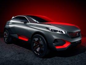 Ver foto 4 de Peugeot Quartz Concept 2014
