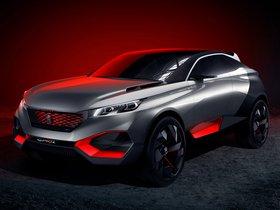 Ver foto 3 de Peugeot Quartz Concept 2014