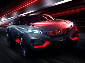 Ver foto 1 de Peugeot Quartz Concept 2014