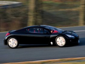 Ver foto 2 de Peugeot RC Concept 2000