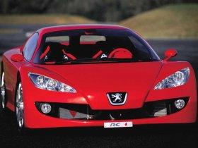 Ver foto 1 de Peugeot RC Concept 2000