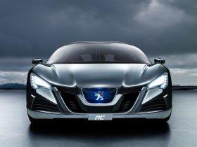 Ver foto 4 de Peugeot RC Hybrid4 Concept 2008
