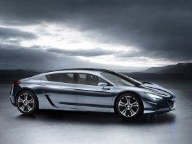 Ver foto 2 de Peugeot RC Hybrid4 Concept 2008