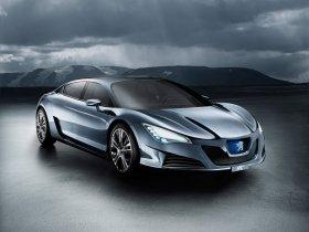 Ver foto 1 de Peugeot RC Hybrid4 Concept 2008