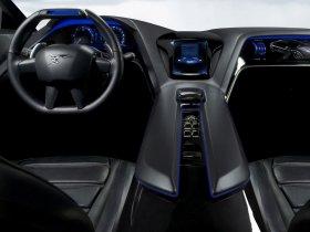 Ver foto 8 de Peugeot RC Hybrid4 Concept 2008