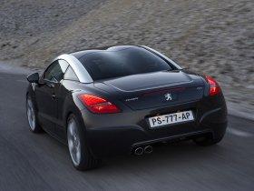 Ver foto 2 de Peugeot RCZ 2010