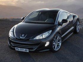 Fotos de Peugeot RCZ 2010
