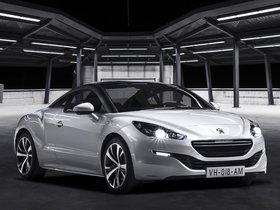 Ver foto 14 de Peugeot RCZ 2013
