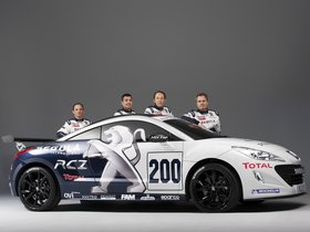 Fotos de Peugeot RCZ 24 Hours Race Car 2010