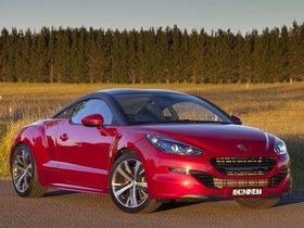 Ver foto 4 de Peugeot RCZ Australia 2013