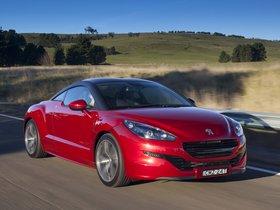 Ver foto 3 de Peugeot RCZ Australia 2013