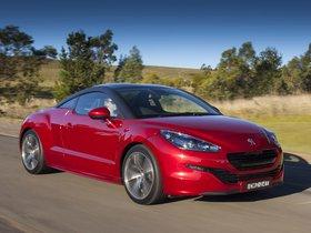 Ver foto 2 de Peugeot RCZ Australia 2013