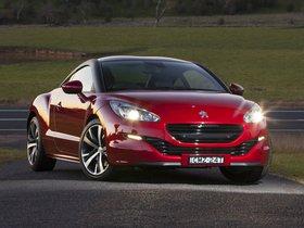 Fotos de Peugeot RCZ Australia 2013