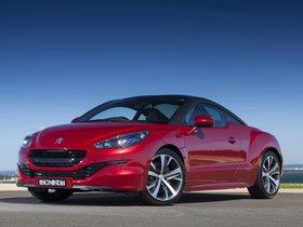 Ver foto 10 de Peugeot RCZ Australia 2013