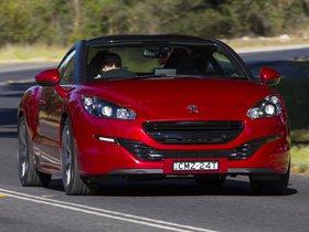 Ver foto 9 de Peugeot RCZ Australia 2013